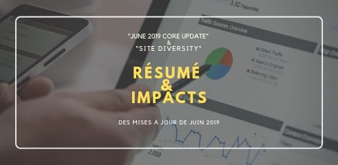 Site Diversity et Google Core June 2019